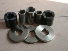 Canned motor  pump parts bearing sleeve thrust collar