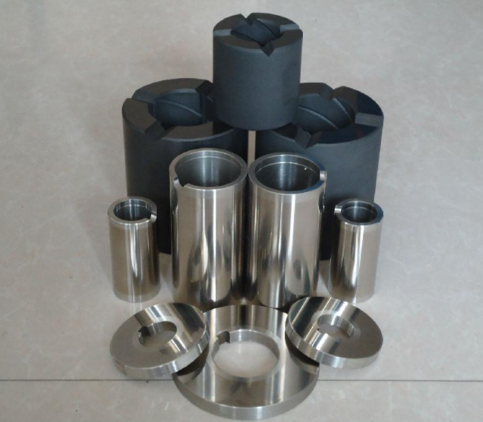 sleeve and collar Stellite coating Stellite alloy
