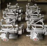The high temperature separation type shield pump (HPG)